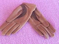 Ladies deer skin gloves